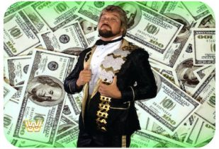Million Dollar Man Smug