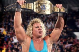 Mr. Perfect Holding Up Title