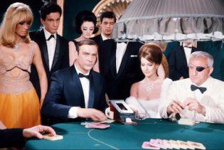 James Bond in Casino