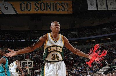 Ray Allen Lobster Sonics