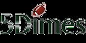 5 Dimes Large Logo