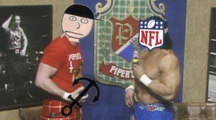 AG Smashes NFL Anchor