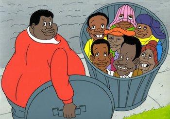 Fat Albert Crew
