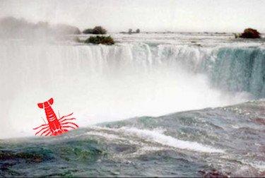Niagara Falls Lobster Dive