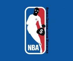 NBA Logo Ski Mask