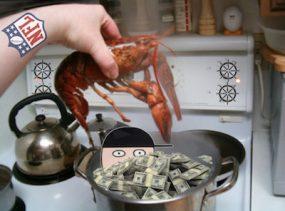 NFL Lobster Boil