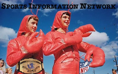 SIN Female Lobster NFL Destroyers