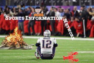 SIN Super Bowl Money Burning