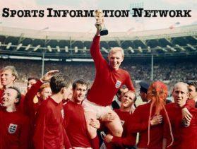 England World Cup Celebration