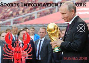 Putin World Cup