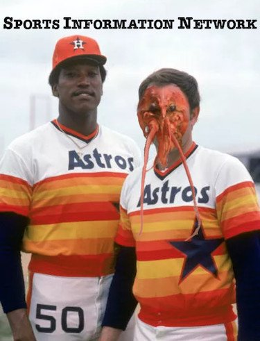 Astros Lobster Man