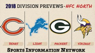 NFL 2018 NFC North Preview
