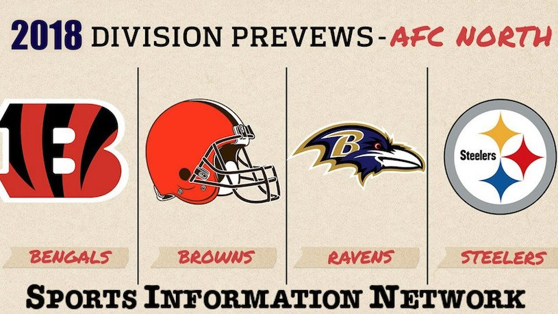 NFL 2018 AFC North Preview