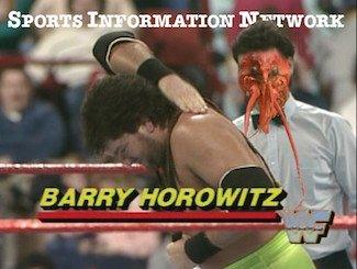 Barry Horowitz in Ring