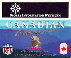 SIN Canadian Classics