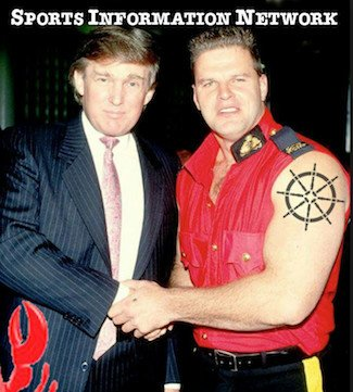 SIN Trump Tannenbaum
