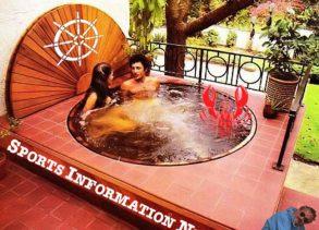 Big Hot Tub Fun