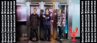 SIN Beastie Boys Phone Booth