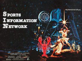 SIN Star Wars Poster